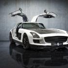 Mansory Mercedes-Benz SLS AMG Gullwing