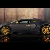 mansory linea vincero d\'oro bugatti veyron
