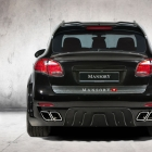 Mansory Porsche Cayenne Broad Version