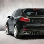 Mansory Porsche Cayenne Broad Version