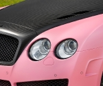 Mansory Vitesse Rosé Bentley