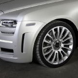Mansory White Ghost