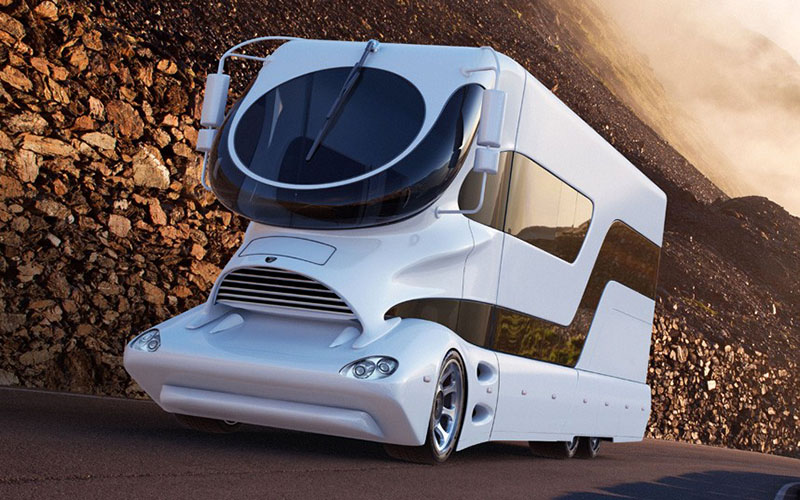 The Marchi Mobile EleMMent Palazzo - Excess On Vacation