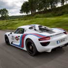 Martini Racing 918 Spyder Prototype
