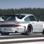 The Porsche 993 GT2 Turbo 3.6 Widebody MC600 by McChip DKR Brings the Pain