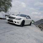 McChip-DKR/Kubatech Mercedes C63 AMG Tuning