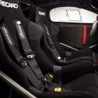 McLaren MP4-12C Can Am Interior Seats