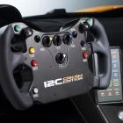McLaren MP4-12C Can Am Steering Wheel