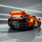 McLaren P1 Super Car Concept