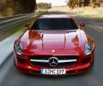 Mercedes-Benz SLS AMG Gullwing