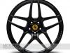Monza Wheels in Black