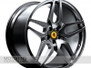 Monza Wheels in Liquid Silver