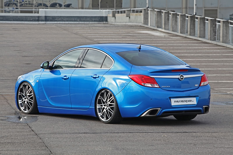 hp  car design opel insignia opc tuning program