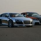 MTM Audi R8 Biturbo and MTM Audi TT-RS