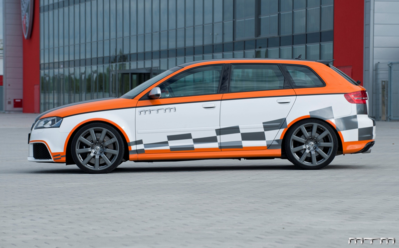 Take your Audi RS3 up to 472 HP with the MTM 2.5 TFSI ...
