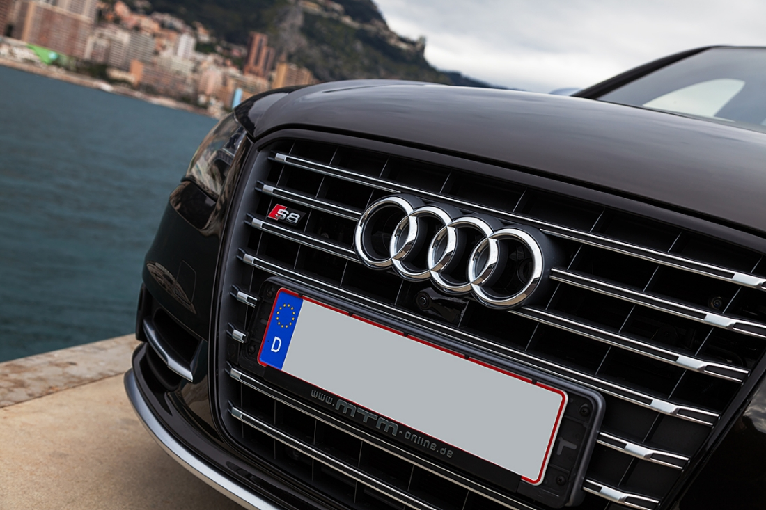 Mtm Takes On The New Audi S8 Biturbo