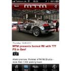 MTM iPhone App