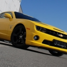 O.CT Tuning takes on the Autobots with the Transformers Bumblebee Camaro