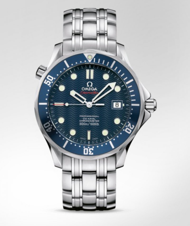 The James Bond Omega Seamaster