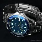 James Bond (Pierce Brosnan) Omega 2531.80 Seamaster Watch