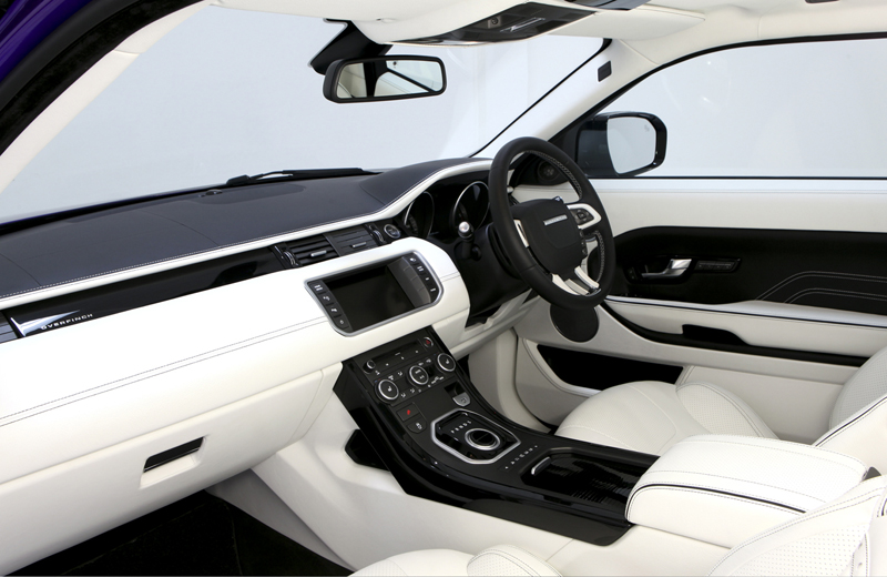 the overfinch evoque gts range rover is unveiled. Black Bedroom Furniture Sets. Home Design Ideas