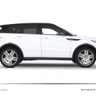 Overfinch unveils its all new Range Rover Evoque GTS