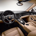 Panamera Platinum Edition Interior