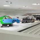 Porsche Museum Porsche 911 Identity Exhibit
