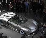 Porsche Prices the 918 Spyder Super Car for the US