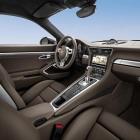 Porsche 991 Carrera 4S Interior
