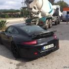 Porsche 991 GT3 Spy Shots