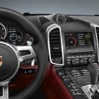 Cayenne Turbo S Interior
