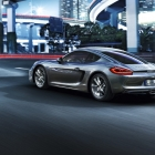 Porsche Cayman and Cayman S