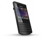 The new all black Porsche Design P'9981 Black Blackberry