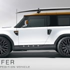 Project Kahn 2012 Land Rover Defender