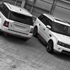 Project Kahn Range Rover Davis Mark II Limited Edition Tribute