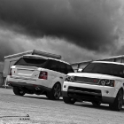 Project Kahn Range Rover Davis Mark II Limited Edition Tribute