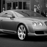 Project Kahn GT2 Bentley