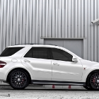 Project Kahn Mercedes-Benz ML 350 Bluetec Brabus