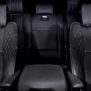 RS500 Interior