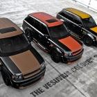 Project Kahn Vesuvius Color Range