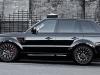 Range Rover RS600 Cosworth Santorini Black by A Kahn Design