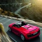 Refreshed Audi R8 Spyder