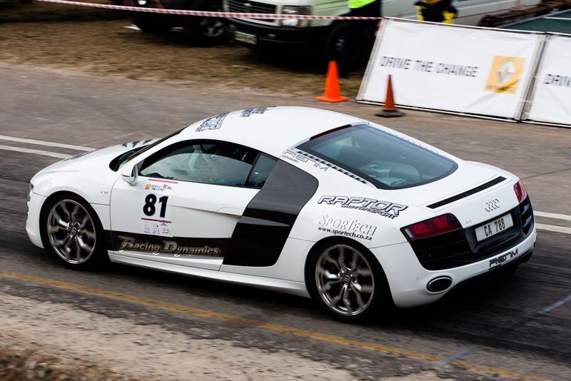 Renm Performance Audi R8 V10 Wins A6 Class At Knysna