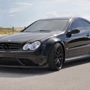 RENNtech Mercedes-Benz CLK63 AMG Black Series