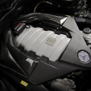 RENNtech Mercedes-Benz CLK63 AMG Black Series