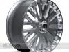 RSX Wheel in Diamond Cut w/ Optional Mercedes-Benz Cap