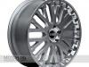 RSX Wheel in Hyper Silver w/ Optional Range Rover Cap