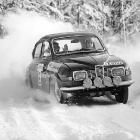 Saab 96, Swedish Rally 1969