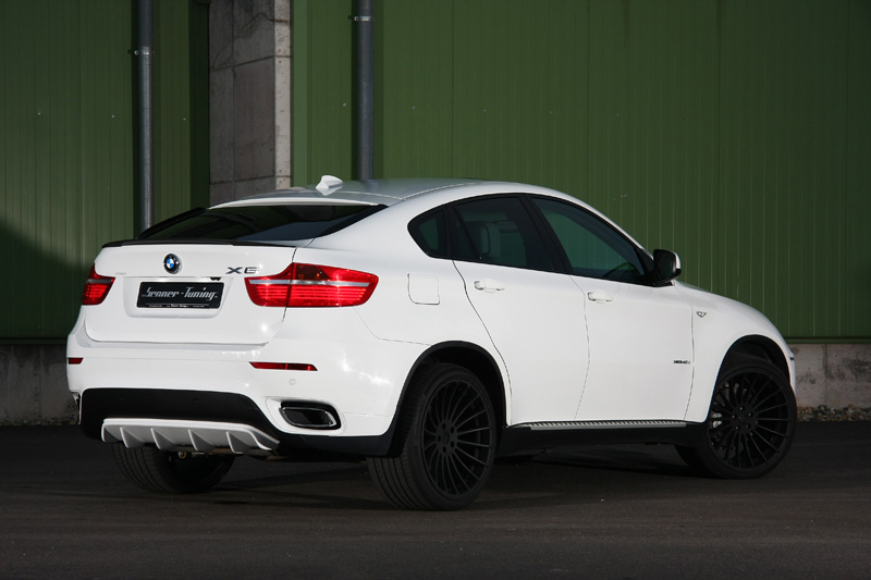 the senner tuning x6 bmw 40d is all about diesel power. Black Bedroom Furniture Sets. Home Design Ideas